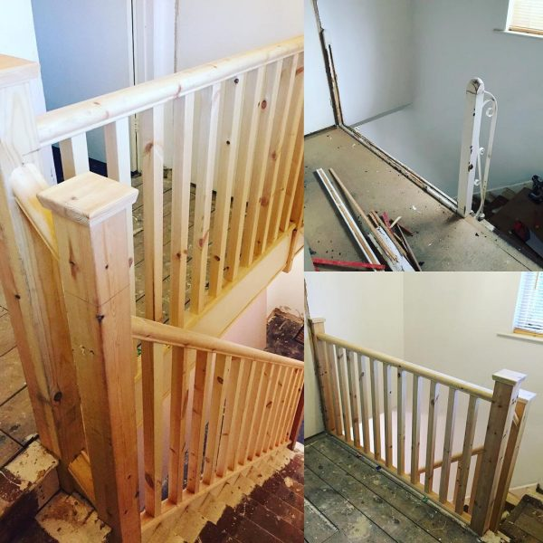 Bespoke staircases in westbourne