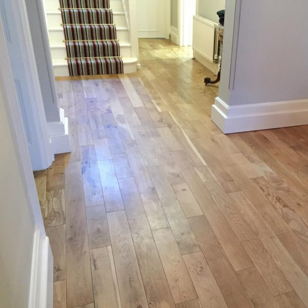 Wood Flooring in Poole