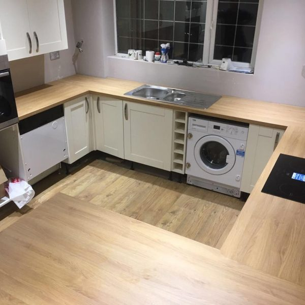 kitchen installers in broadstone