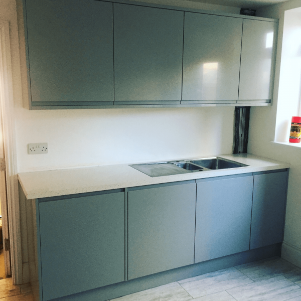kitchen fitters poole