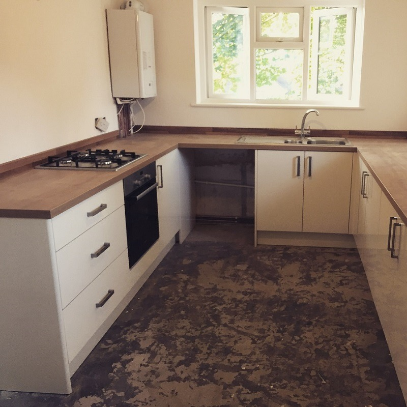 Kitchen Fitters in Westbourne
