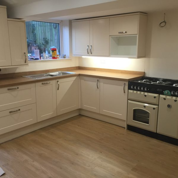 kitchen fitting poole